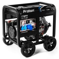 Agregaty prądotwórcze seria Proton Plus - Zater